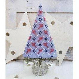 Схема Birdies's Quilt Tree Hello from Liz Mathews
