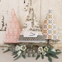 Схема Swan Tree Hello from Liz Mathews