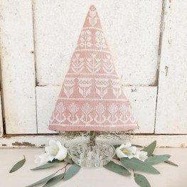 Схема May Flowers Tree Hello from Liz Mathews