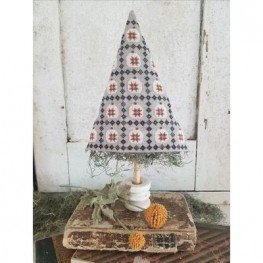 Pumpkin Quilt Tree Hello from Liz Mathews