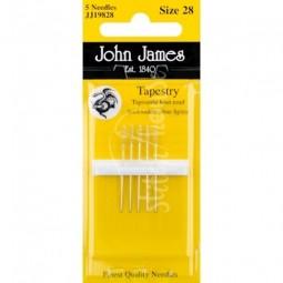 Голки гобеленові John James №28 (JJ19828)