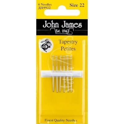 Голки гобеленові John James №22 (JJ19922)