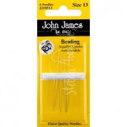 Голки бісерні John James №13 (JJ10513)