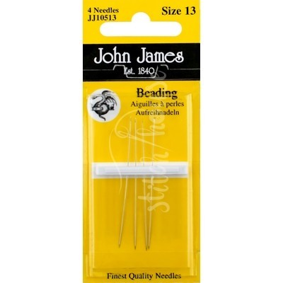 Иглы бисерные John James №13 (JJ10513)