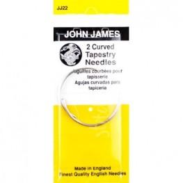 Голки вигнуті John James (JJ22)