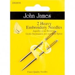 Голки для в'язальниць John James (JJ68898)