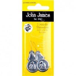Нитевдеватель 2 Needle Threads John James