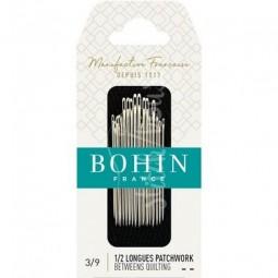 Набор игл для квилтинга Betweens №3-9 Bohin 00368