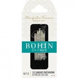 Набор игл для квилтинга Betweens №8-12 Bohin 00369