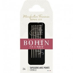 Иглы шенильные Bohin Chenille №24 Bohin 00936