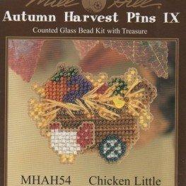 Набор Chicken Little Mill Hill MHAH54