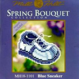 Набор Blue Sneaker Mill Hill MH18-1101
