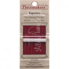Иглы гобеленовые Tapestry Piecemakers №26