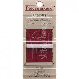 Голки гобеленові Tapestry Piecemakers №26