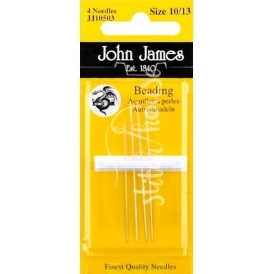 Иглы бисерные John James №10/13 (JJ10503)