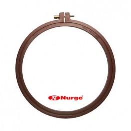 П'яльця пластикові круглі з гвинтом Nurge 170
