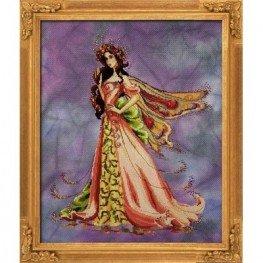 Схема Queen Flower Fairy Bella Filipina