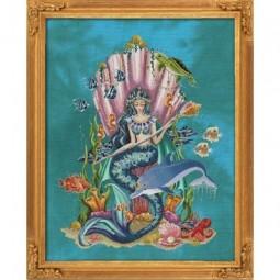 Схема Amphitrite, Queen Goddess Of The Sea Bella Filipina