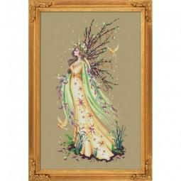 Схема Gaia the Earth Goddess Bella Filipina