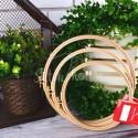 Пяльцы деревянные круглые Klass & Gessmann 206
