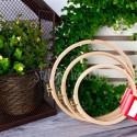 Пяльцы деревянные круглые Klass & Gessmann 202