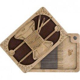 Шкатулка для рукоделия Волшебная страна FLZB(N)-030