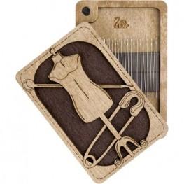 Шкатулка для рукоделия Волшебная страна FLZB(N)-029
