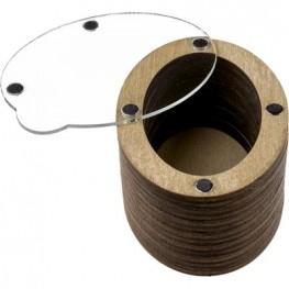 Шкатулка для рукоделия Волшебная страна FLZB(N)-015