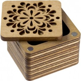 Скринька для рукоділля Волшебная страна FLZB(N)-004