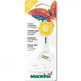 Резачок для нитей с нитевдевателем Madeira 9473