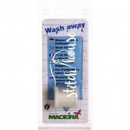 Нитки водорастворимые для наметки Wash Away Madeira 9660