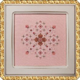 Схема Queen's Snowflake Just Nan JN321