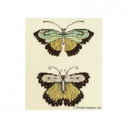 Схема Butterflies of Meadow Nora Corbett NC106