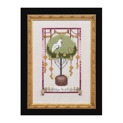 Схема Partridge in a Pear Tree Nora Corbett NC141