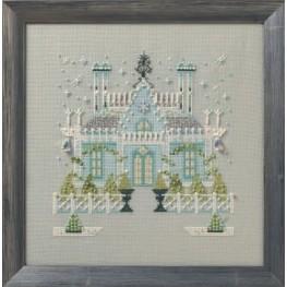 Схема The Gothic House Nora Corbett NC279