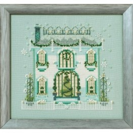 Схема Mr. Darby's House Nora Corbett NC281