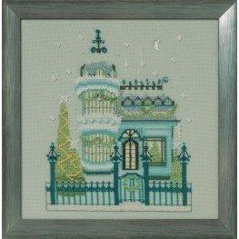 Схема The Victorian House Nora Corbett NC282