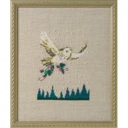 Схема Winter Owl Nora Corbett NC275
