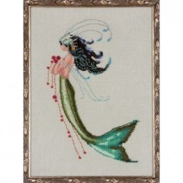 Схема Mermaid Verde Nora Corbett NC192