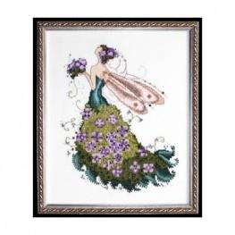 Схема Lilac Spring Garden Nora Corbett NC130