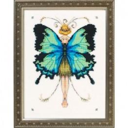 Схема Miss Goss Swallowtail Nora Corbett NC241