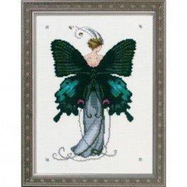 Схема Miss Black Swallowtail Nora Corbett NC243