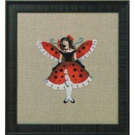 Схема Miss Ladybug Nora Corbett NC260