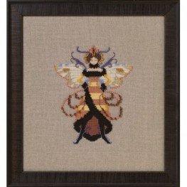 Схема Miss Honey Bee Nora Corbett NC262