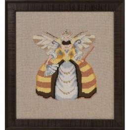 Схема Miss Queen Bee Nora Corbett NC261