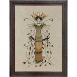 Схема The Willow Queen Nora Corbett NC213