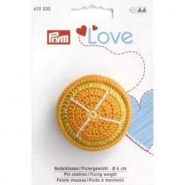Игольница Апельсин Orange Prym Love 610330