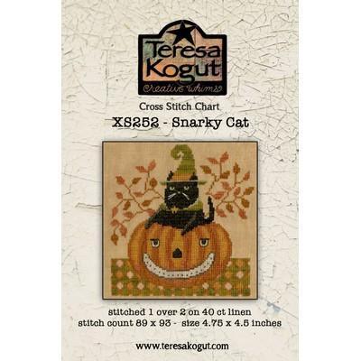 Схема Snarky Cat Teresa Kogut XS252