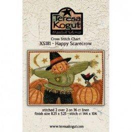 Схема Happy Scarecrow Teresa Kogut XS181