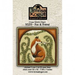Схема Fox & Friend Teresa Kogut XS213